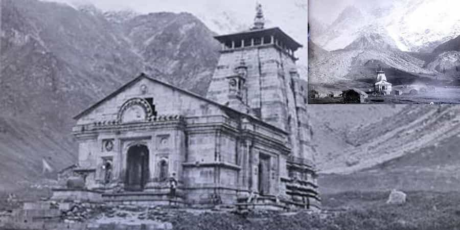 History of Kedarnath