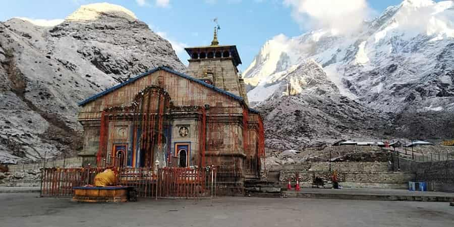 Kedarnath Dham Temple